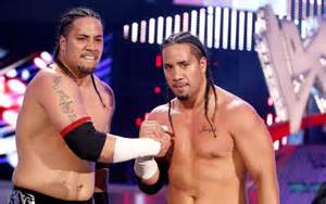 Jimmy and Jey Uso Brother