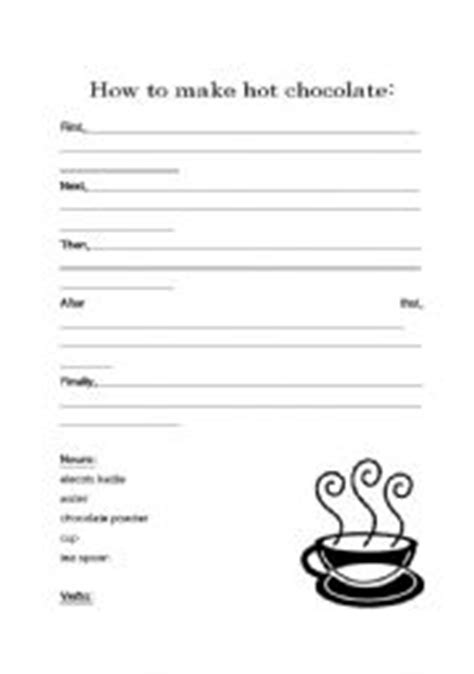 17 best images of chocolate worksheet chocolate