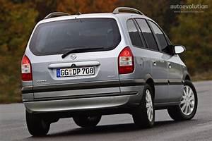 Opel Zafira - 2003  2004  2005