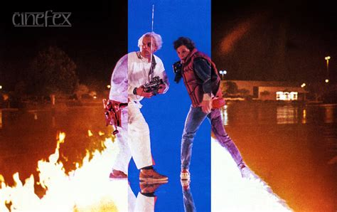 """Rewind To """"back To The Future""""  Cinefex Blog"""