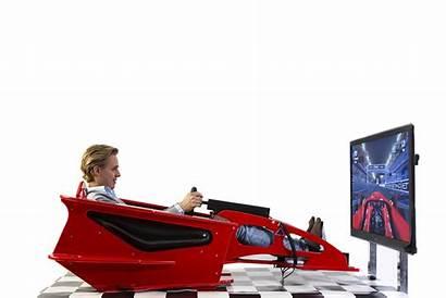 Cockpit F1 Simulator Racing Formula Simulators Versatility