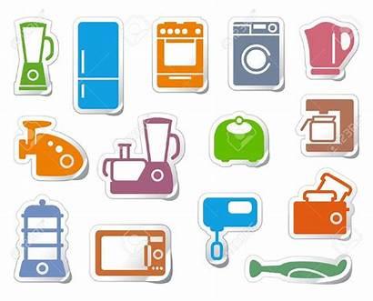 Kitchen Appliances Appliance Clipart Elettrodomestici Huistoestellen Keuken