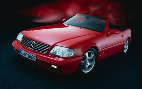 Mercedes Sl Class Backgrounds by Mercedes Sl Class R129 Roadster 1999