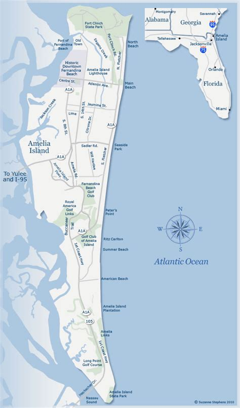 Amelia Island Florida Attractions, Restaurants and History ...