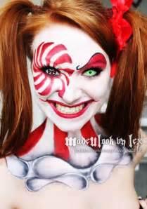 Evil Clown Makeup You - Mugeek Vidalondon