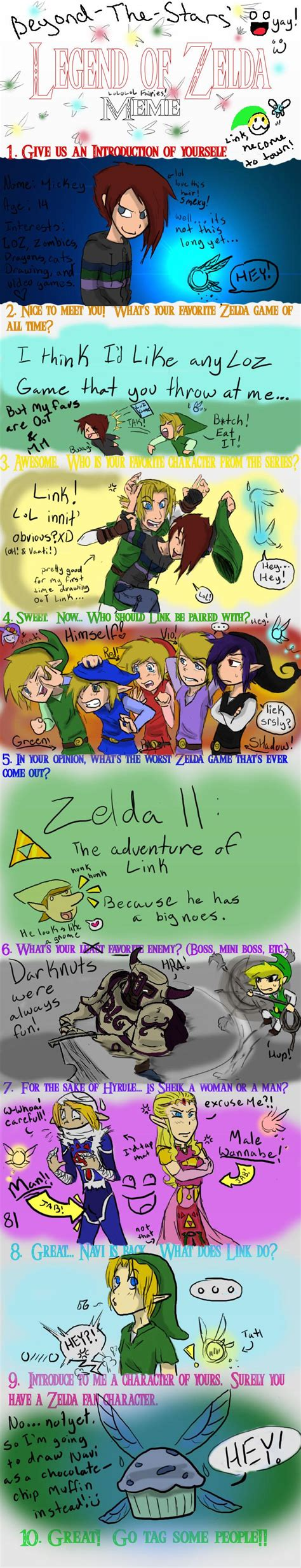 Legend Of Zelda Memes - legend of zelda meme by sanelyinane on deviantart