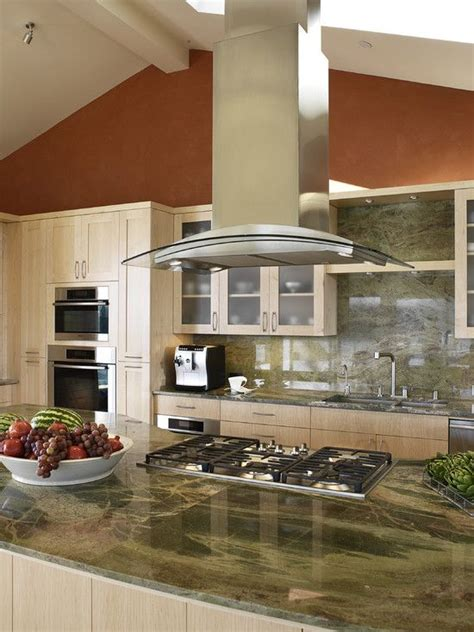 Kitchen Island With Vent by Island Ventilation Design Pictures Remodel Decor
