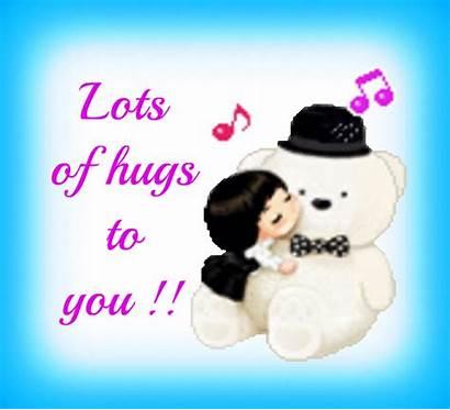 Hugs Lots Send Ecard Customize
