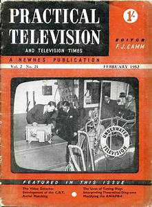 Practical Television  February 1952  Phil Gyford U2019s Website