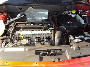 2008 Dodge Caliber Sxt 1 8l Dohc 16v Dual Vvt 4 Cylinder