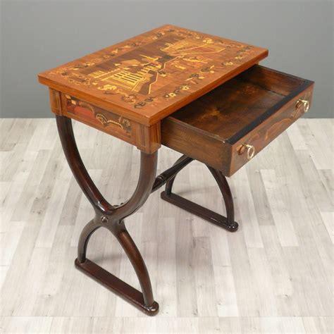 style bureau table ou petit bureau style napoléon iii empire