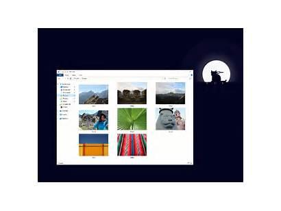 Windows Theme Dark Explorer Rs5 Shadows Finalized
