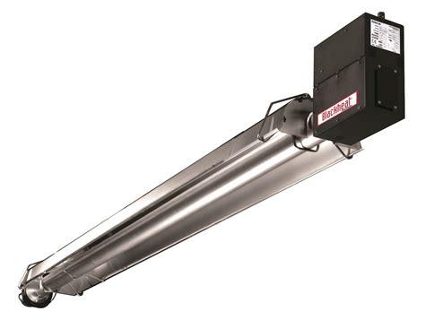 gas tube radiant heater  fanmaster