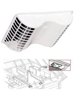 eave vent only