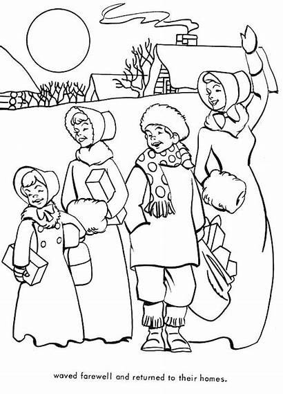 Colonies Coloring Pages Map Printable Blank Getcolorings