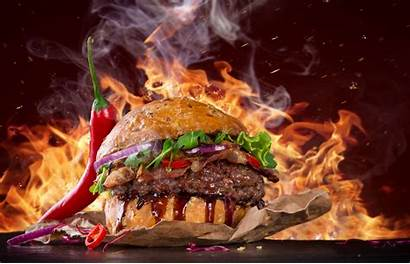 Burger Wallpapers Spicy 4k 5k