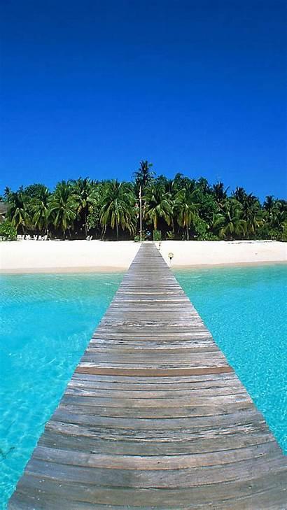 Beach Florida Wallpapers Key West Keys Samsung