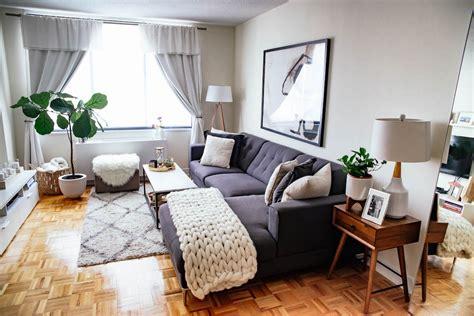 Apartement Living Room : New York City Apartment Tour