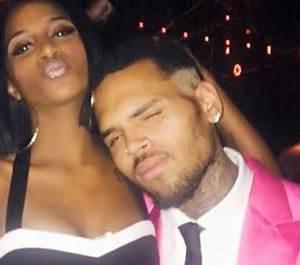 Seen Chris Brown's new haircut/hair colour?