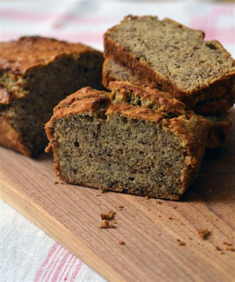 Easy Moist Banana Bread. No Refined Sugar, Just Maple