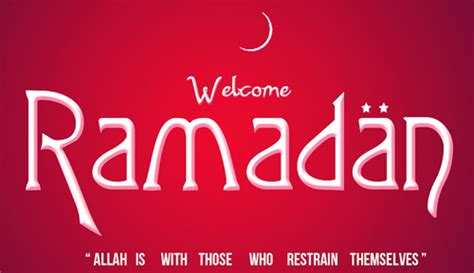 Hear, Hear… Ramadan Is Here !