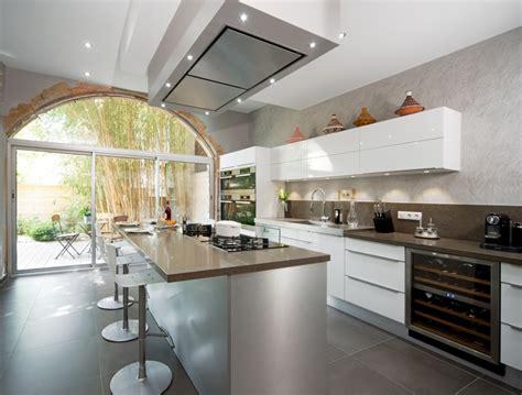 hotte cuisine novy hotte de cuisine plafond dootdadoo com idées de