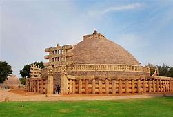 Image result for buddhist monuments at sanchi