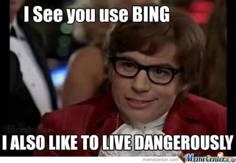 Bing Meme - quot bing it on quot challenge vs freakonomics google who really won