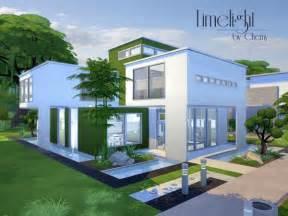 Harmonious Modern Sims Houses by Chemy S Limelight Modern