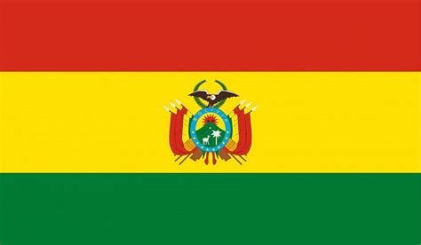Marvellous Design Bolivia Flag Colors Coloring