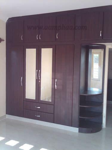 walnut color wardrobe bedroom suite designers master
