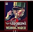Film Homage Erich Von Stroheim Fay Wray The Wedding March ...