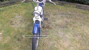 1974 Puch Ms50  40 Km    H With Cheat License