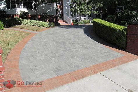 get the best driveway pavers installation service go pavers
