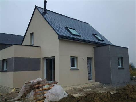 enduit sur siporex exterieur enduit ext 233 rieur fini construction d une maison d habitation berci 224 plerneuf