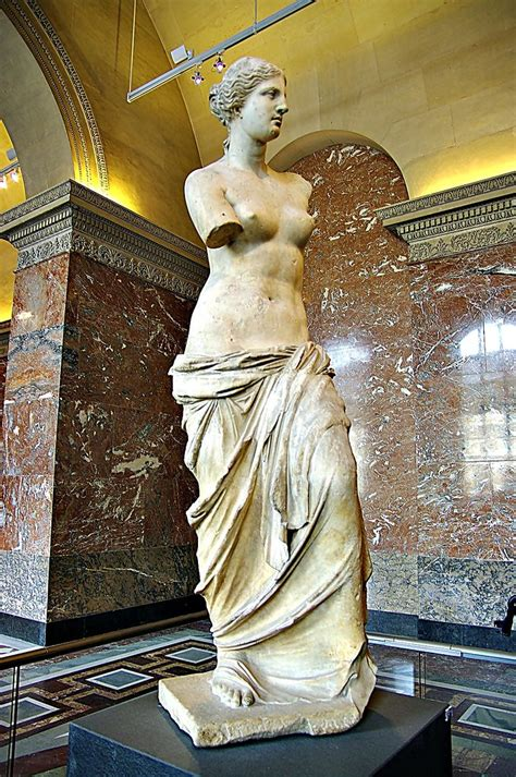 statue  venus  milo aphrodite  greek goddess   flickr
