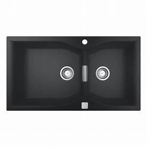 Einbauspüle Granit Günstig : grohe k700 einbausp le granit schwarz 31658ap0 ~ A.2002-acura-tl-radio.info Haus und Dekorationen