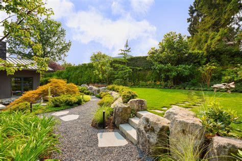 Picturesque Courtyard Garden by 18 Picturesque Asian Landscape Designs In Beautiful Zen