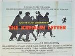 Kremlin Letter (The) - Original Cinema Movie Poster From ...