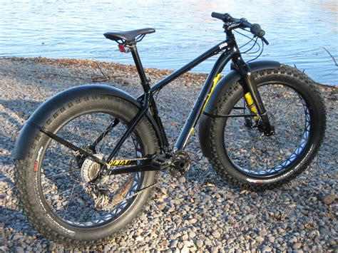 """Specialized Fatboy With Big """"o"""" Fenders Bicycle"""