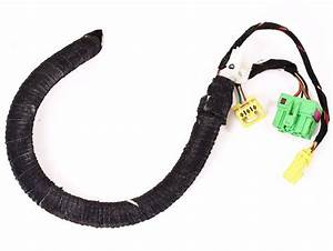 Lh Front Heated Seat Wiring Harness Plugs Pigtail Vw Jetta