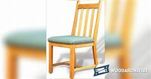Dining Room Chair Plans Free - Image Mag