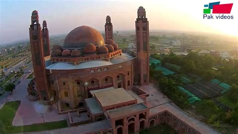 beautiful azan  grand jamia masjid bahria town