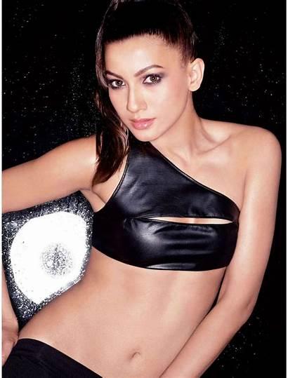 Khan Gauhar Bollywood Maxim Shoot Bikini Actress