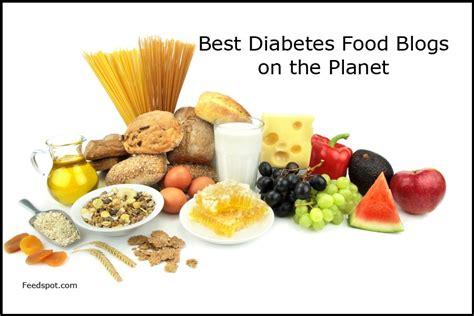 top  diabetes food blogs  websites
