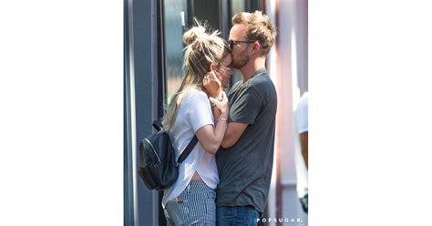 Aaron Paul and Lauren Parsekian Kissing in NYC August 2016 ...