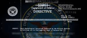 Dod Directive S-3321 1