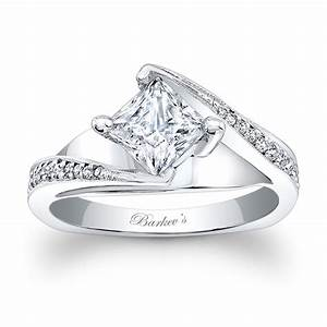 barkev39s princess cut engagement ring 7922l barkev39s With princess style wedding rings