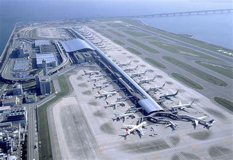 kansai international airport sinking rate communiqu 233 vinci le consortium orix vinci airports