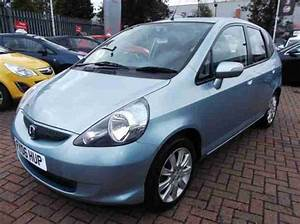 2006 Honda Jazz Manual